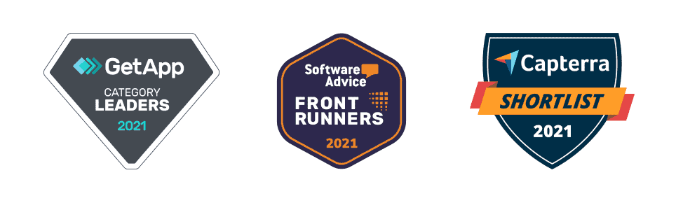Software Advice FrontRunners Graphic